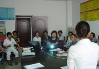 延吉市少儿图书馆与朝阳川镇联合开展读书活动