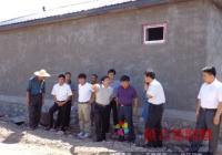朝阳川镇圆满完成柳新村集中建房工程