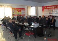 丹华社区掀起学习新党章热潮