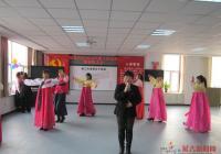 建工街道延青社区召开2012年度总结表彰大会