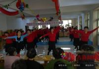 进学街道正阳社区召开老协工作总结会