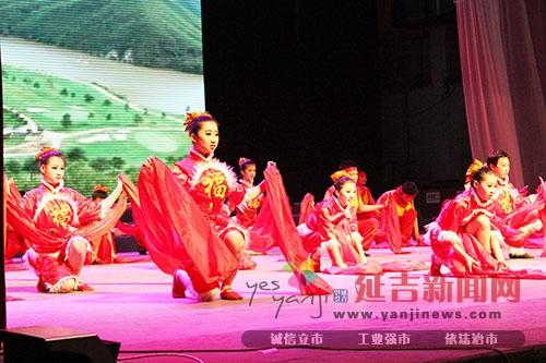 朝鲜族、汉族的民族大融合、大发展,两个民族彼此相亲相爱犹如一家
