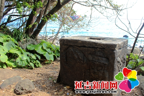连济州岛的垃圾桶都是石头做的
