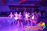 首届延边国际标准舞巨星表演精彩上演
