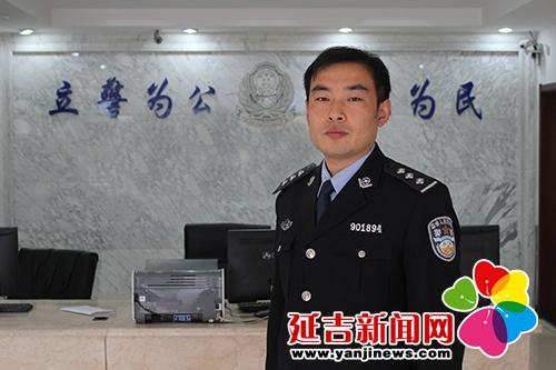 【延吉好人】张强:一位社区民警的爱民情怀