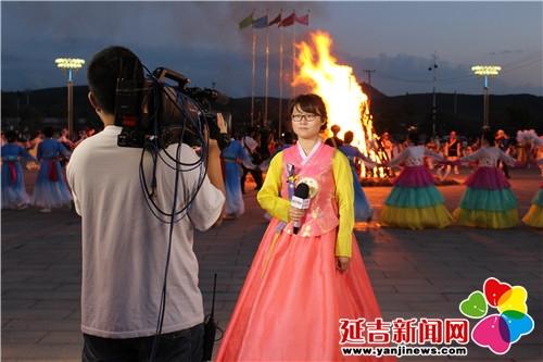 """,是中华民族的传统节日中秋节,也是朝鲜族的传统节日--""""秋夕节"""""""