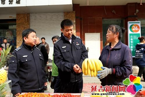【民生在线】坚强母亲王秀平又摆上了水果摊