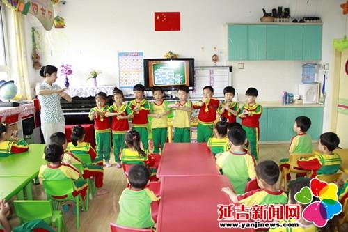 新苗幼儿园宣传春季传染病预防常识