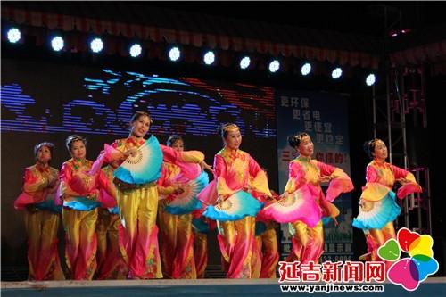 舞蹈《弹起我心爱的土琵琶》-快乐延吉大舞台 进学街道专场演出