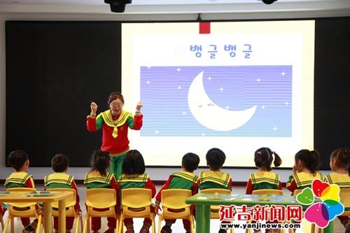 """新苗幼儿园""""同课异讲""""助推教师专业成长"""