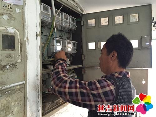 老式单相电表偷电接线图