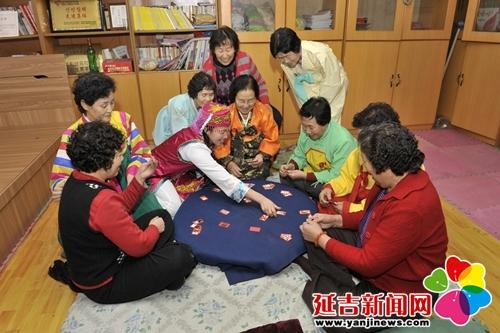 来吧朋友 带你玩转朝鲜族民俗游戏