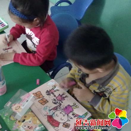 白丰社区联合金草坪幼儿园共同开展环保主题课