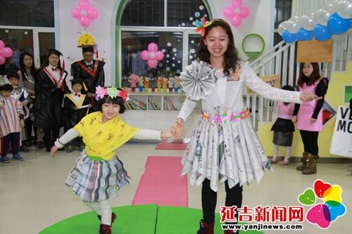儿童环保服装设计图展示