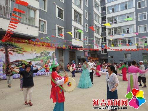 街区美食举办第七届千街道v街区-简讯寿宴-善天唐山公园图片