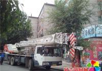 民昌社区清理楼顶树木 排除安全隐患