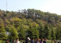 民强社区登山协会畅游龙门湖