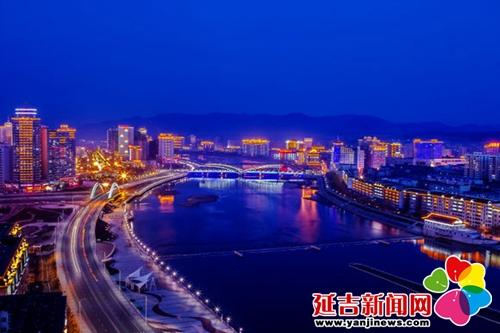 延吉裕龙湾风景区图片