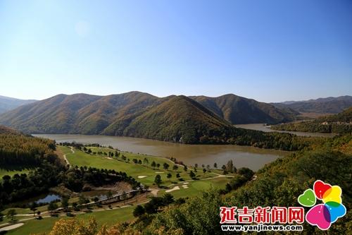 延吉新闻 > 正文      海兰湖风景区位于延吉市河龙村与龙井市龙河村