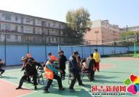 """民昌社区举办""""邻里情、民族团结一家亲""""趣味运动会"""
