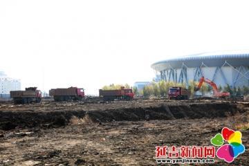 延吉延川桥工程开工建设