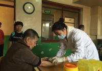 延吉市小营镇中心卫生院 帮扶流浪人群温情暖人心