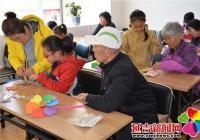 园纺社区开展儿童DIY手工制作活动