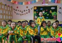 白山社区联合七彩幼儿园开展抗震减灾安全科普活动