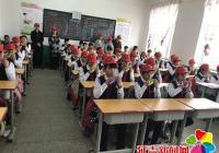 丹吉社区携手北兴小学庆祝共青团95周岁生日