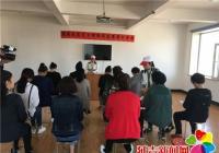 园建社区开展红十字应急救护 知识讲座