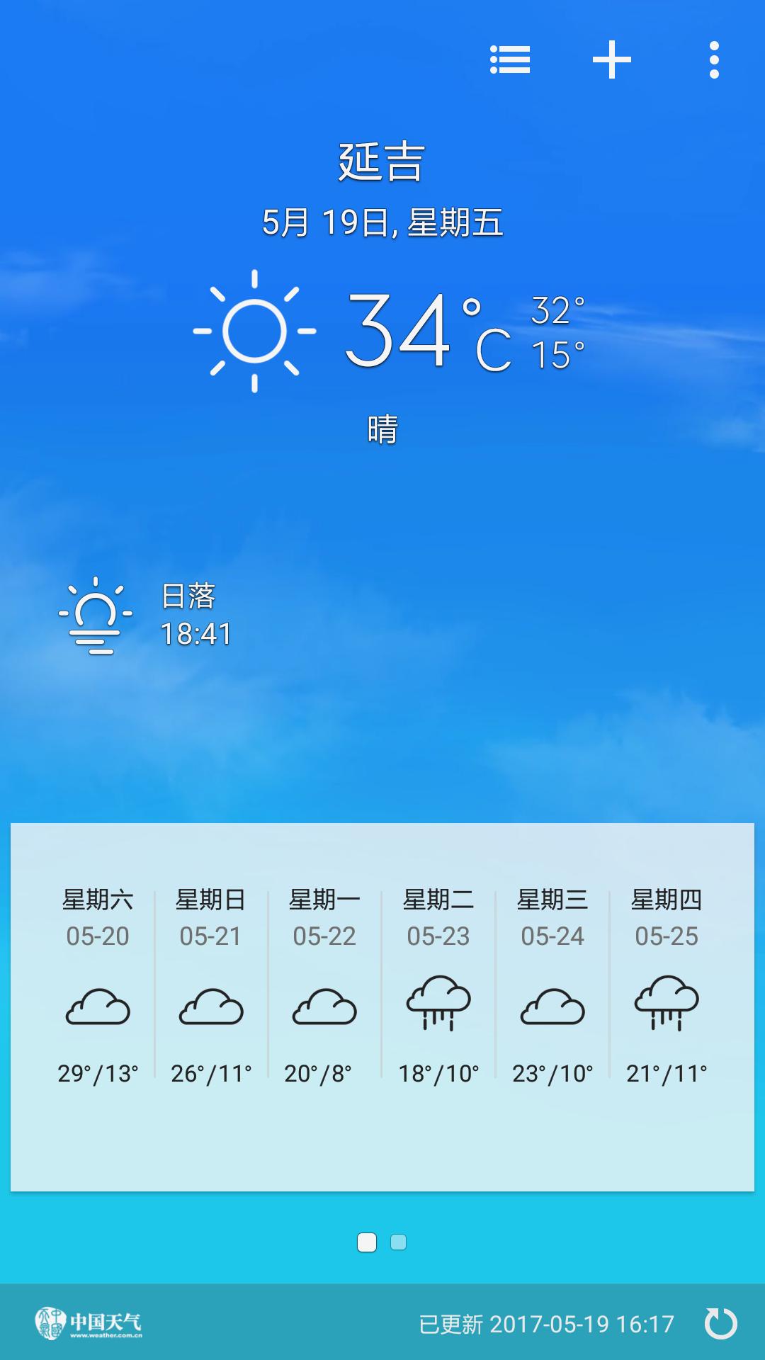 高温天气主要集中在19日与20日两天.19日16时30分,记者通过查