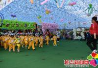 """民强社区举办""""欢乐童年,放飞梦想""""亲子运动会"""