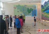 创建共产党员服务城看城市建设发展变化
