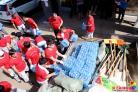 【看见】爱心汇聚三道湾镇 同心协力重建家园