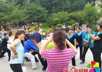 """丹英社区庆""""8.15""""老年节活动"""