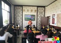丹吉社区开展青少年暑期读书会