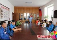南阳社区开展健康安全教育讲座