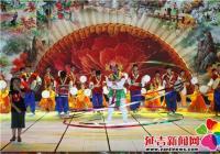 河南街道象帽舞负责人受邀参加央视 《中国民歌大会》节目
