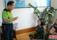 朝鲜语对接促供需 部队慰问暖人心