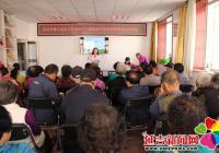 延盛社区携手建工社区卫生服务中心开展结核病的防治健康