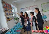 郑州市外侨办到河南街道白川社区交流侨务工作经验
