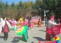 丹春社区开展喜迎十九大庆祝活动