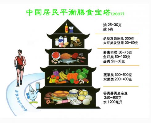 【健康知识】膳食要荤素搭配