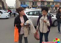 """民旺社区妇联开展""""世界粮食日""""宣传活动"""