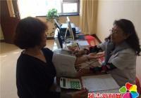 白川社区联合中康医院开展秋季心脑血管疾病体检活动