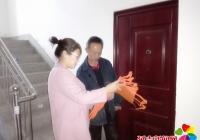 延虹社区加强食品安全宣传