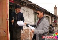 丽阳社区开展预防煤烟中毒安全工作
