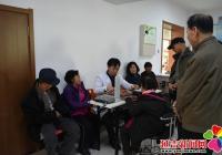 民强社区组织免费体检 保护居民肝健康