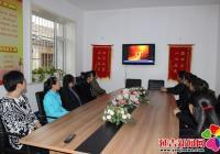 春阳社区集中观看吉林好人•脱贫攻坚先锋节目