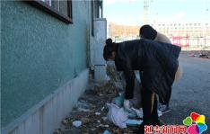 垃圾共清理环境大改善